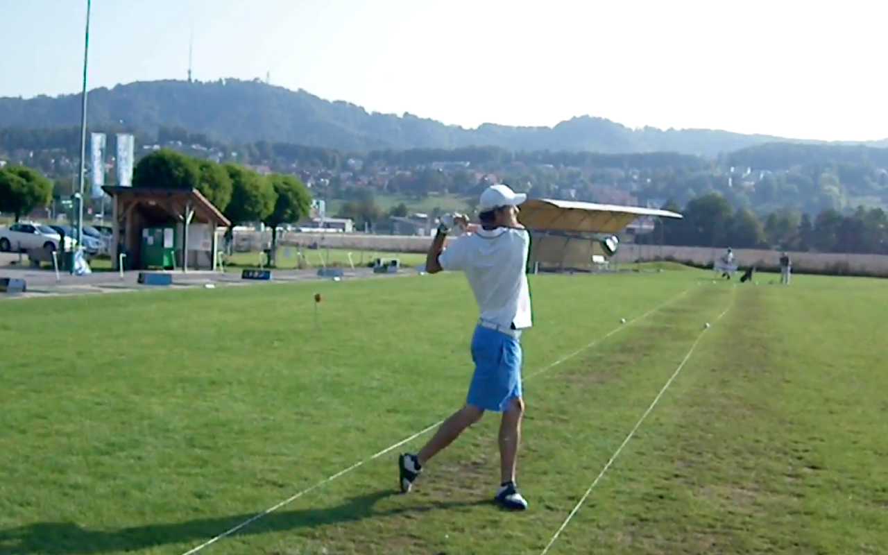 Fore! Yes!! 4 more days until the debut of the music video for my song Champion. The piece will feature 38 athletes from all over the world, including funny man golfer  Yves Nicollier   Opus 1  #Champion    #championopus 1  #golf  #golfer  #golfswing  #anthem  #music  #musicislife  #indiemusic  # championopus1  #song  #singer  #singersongwriter  #songwriting  #inspiration