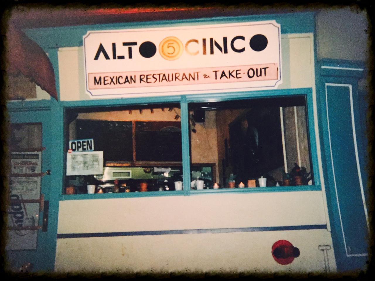 Alto Cinco, 1995