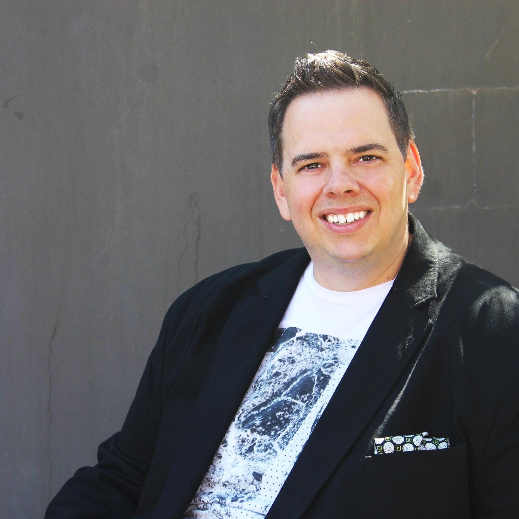 Todd Boffo   Executive Pastor