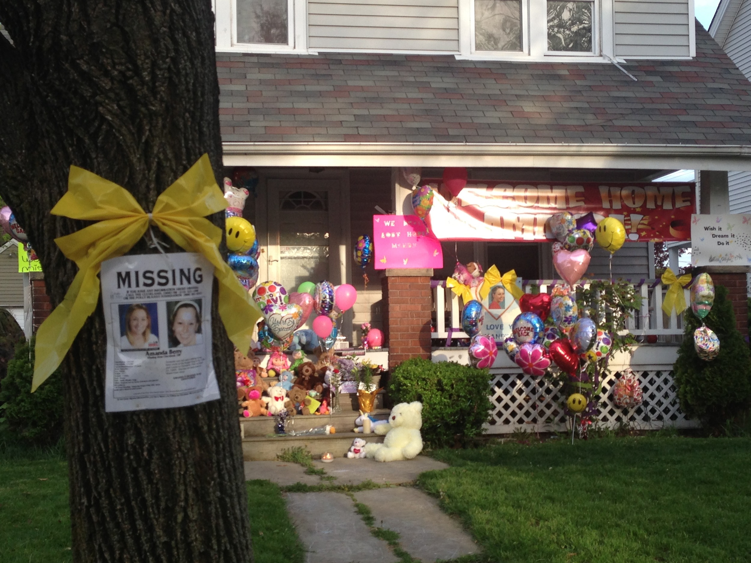 Cleveland Kidnapping: Found Ten Years Later