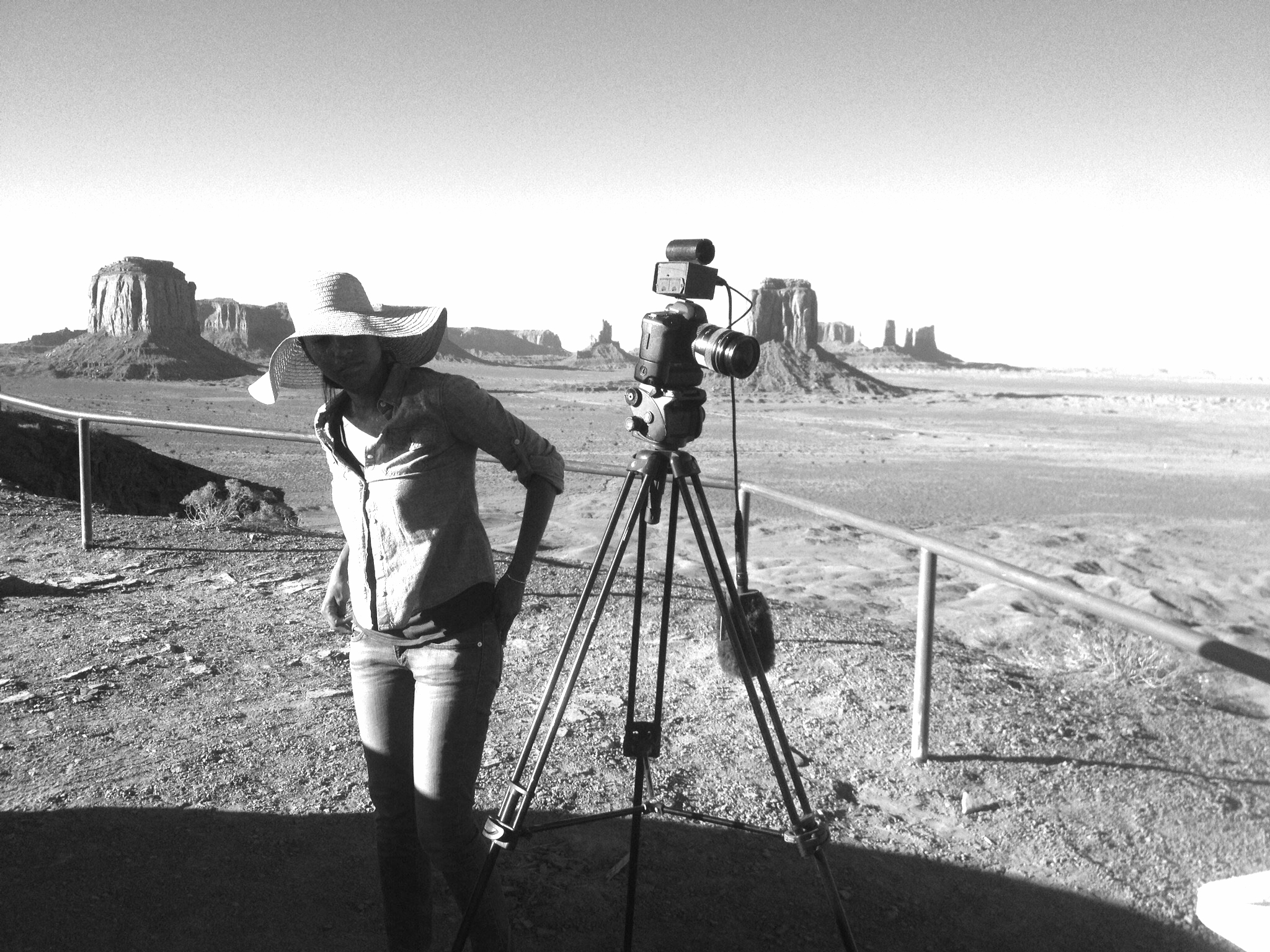 The Silver & Light Project: Monument Valley