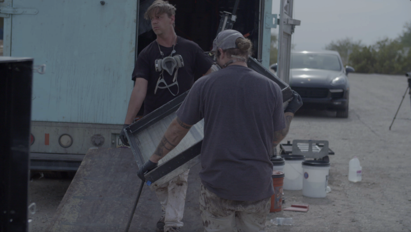 The Silver & Light Project: Slab City