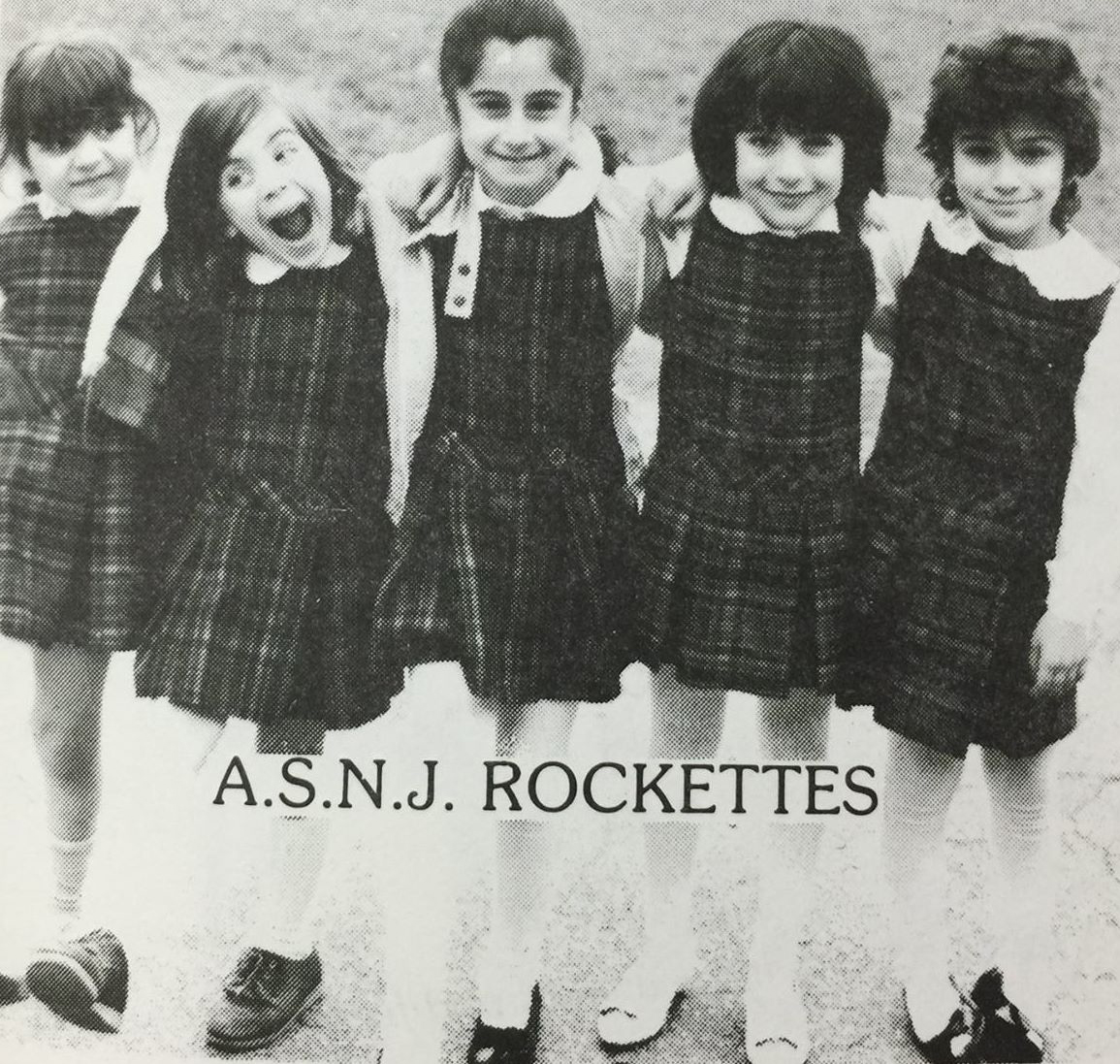 The A.S.N.J Rockettes!