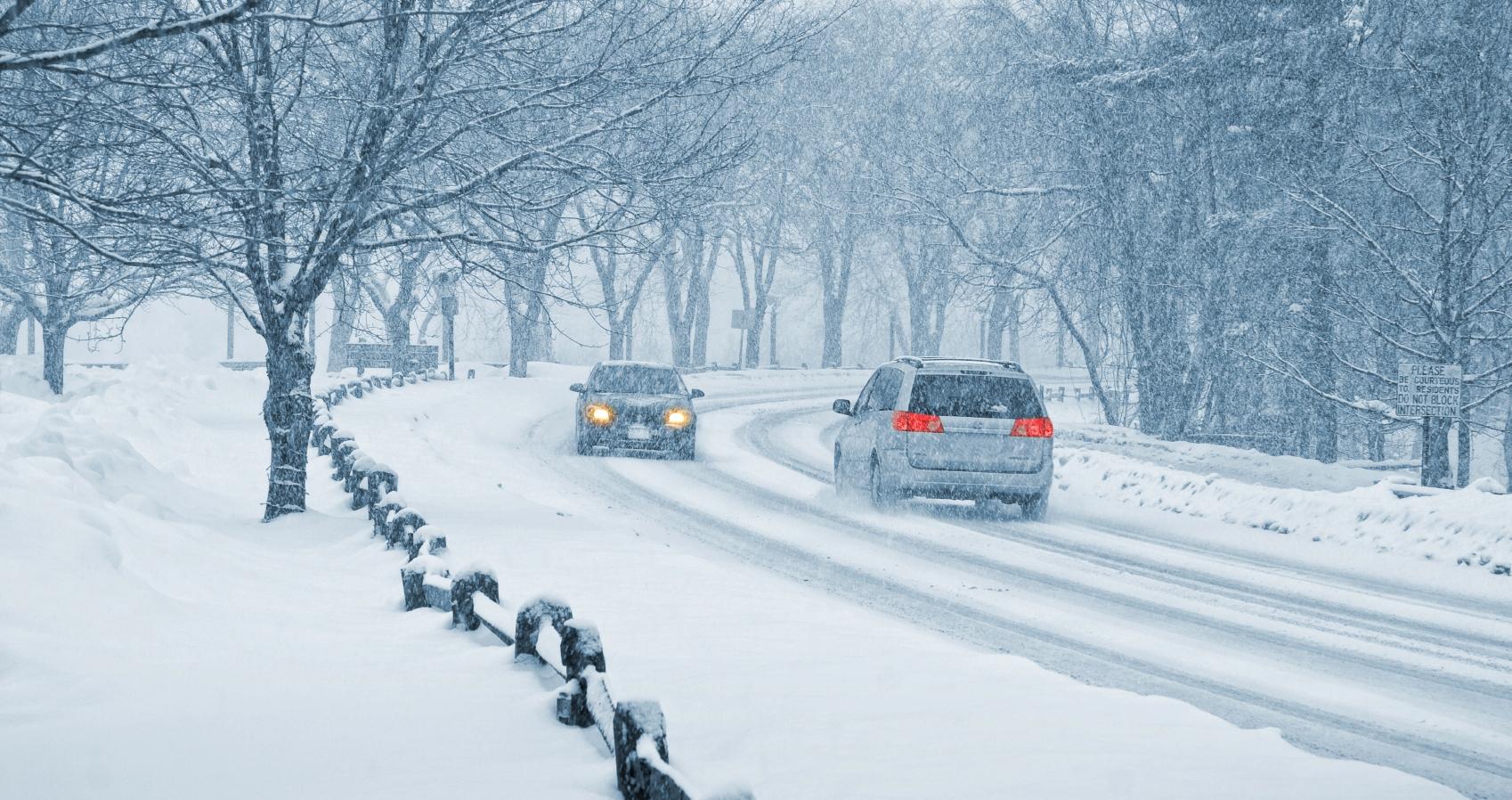Winter Weather - PROCEDURES