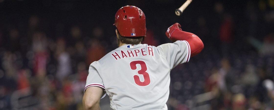 Bryce Harper Season Review - By Thomas.S