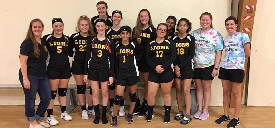 BCS Varsity Volleyball 2019 - By Nicole.H
