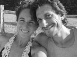 Sarah and Lev Natan