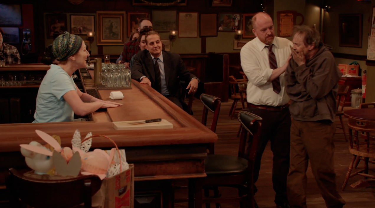Falco Buscemi DiPaolo CK Horace and Pete.jpg