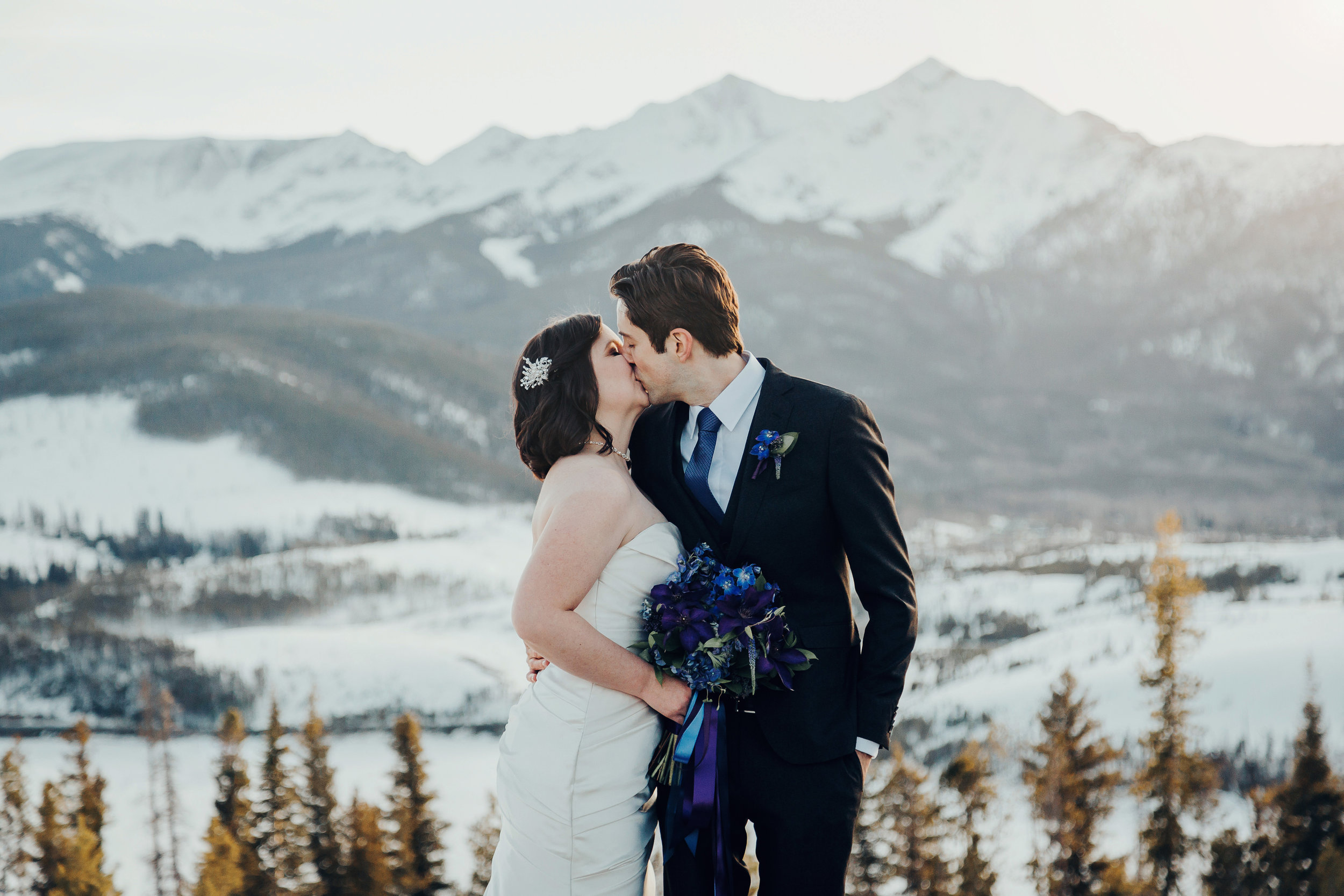 Robyn and Jonathan's Colorado Mountain Wedding