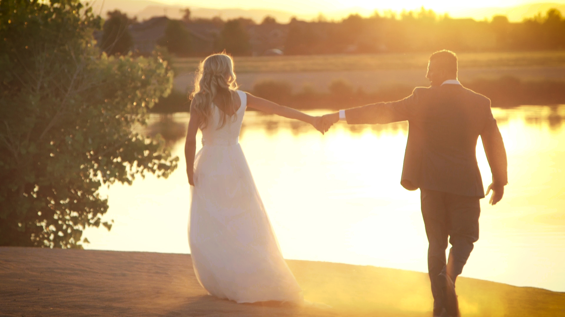 Karly and Devin Colorado Wedding Videos