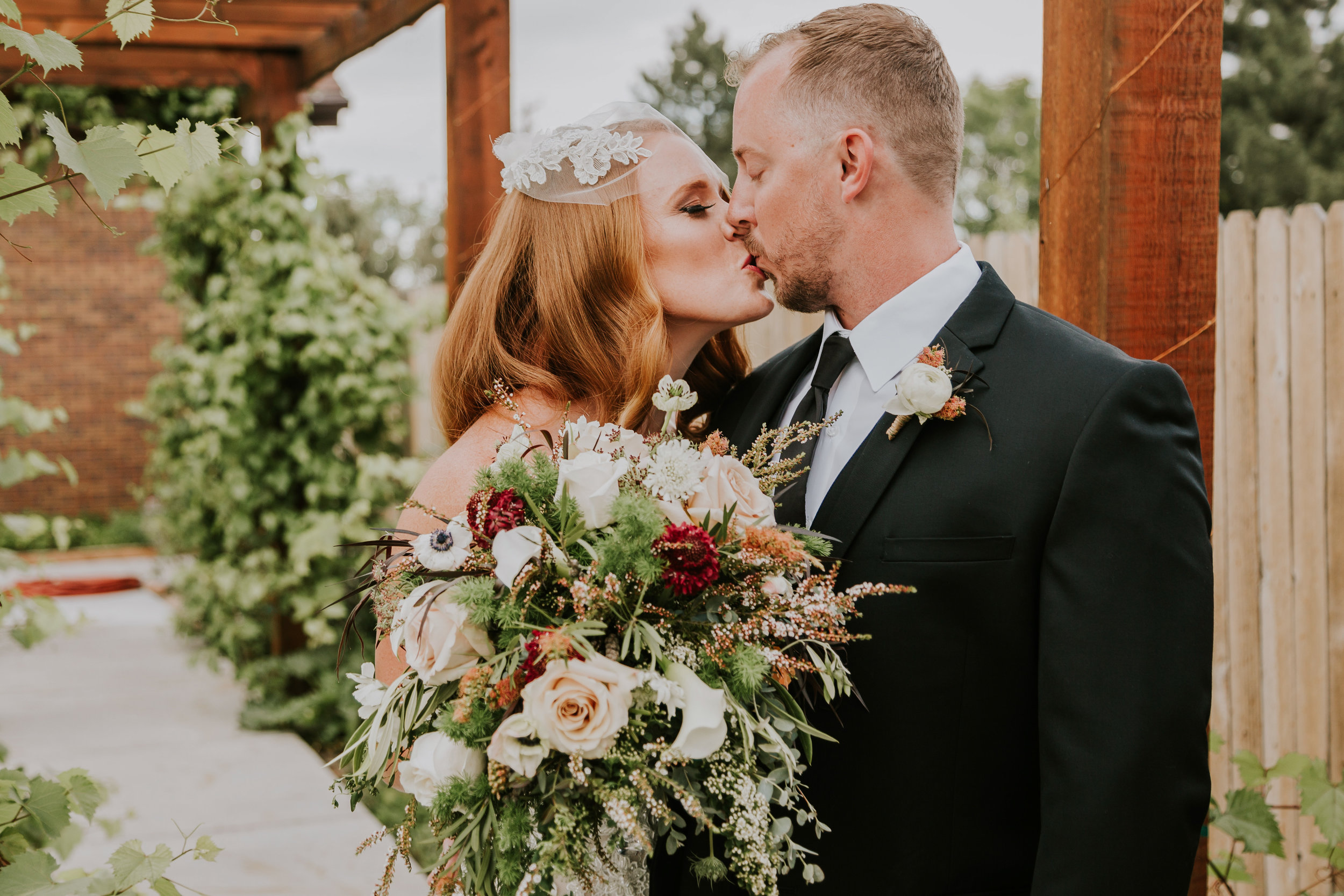 Italiano Winery Styled Shoot Featured on Rocky Mountain Bride