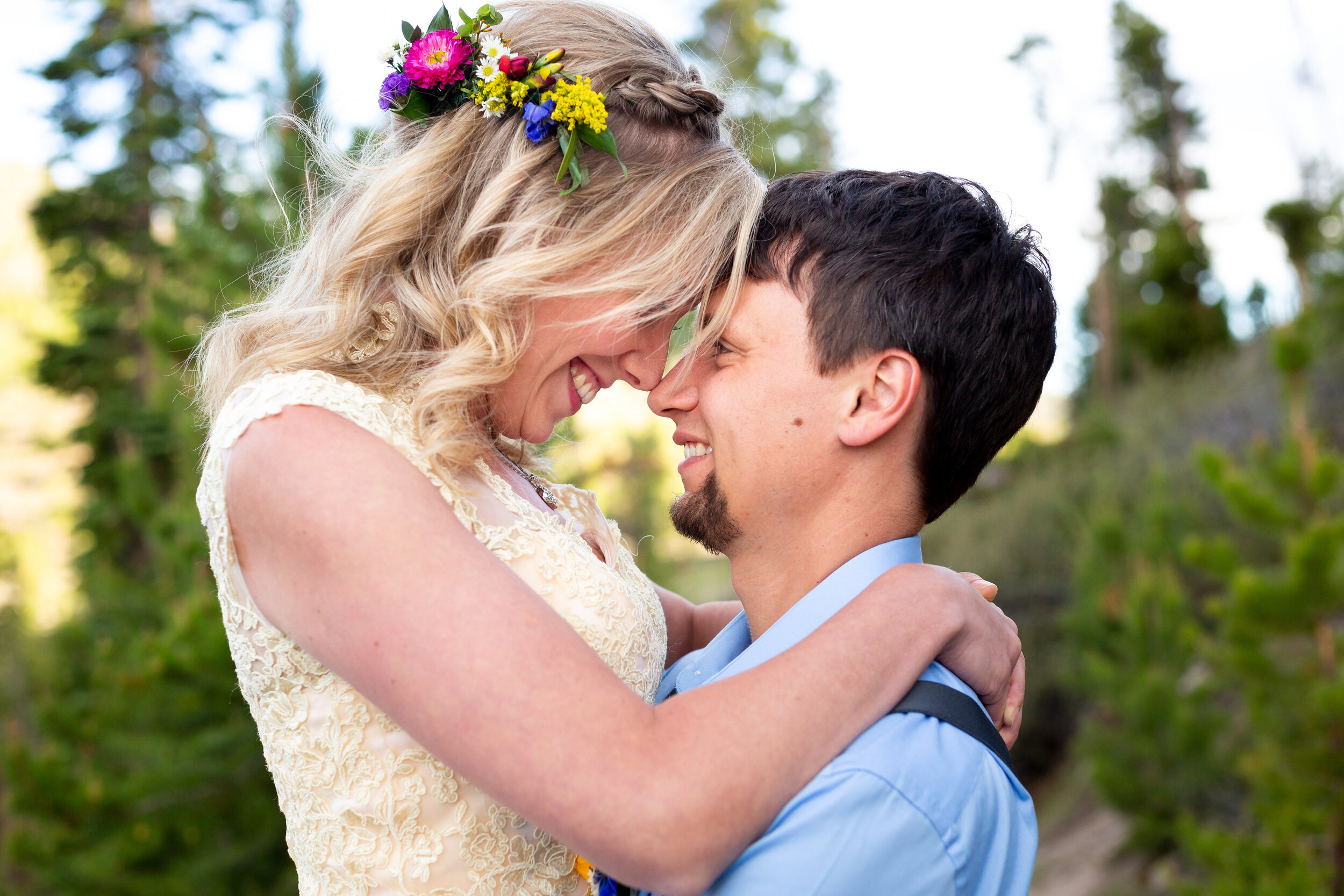 A Colorado Mountain Wedding for Kendra and Donald