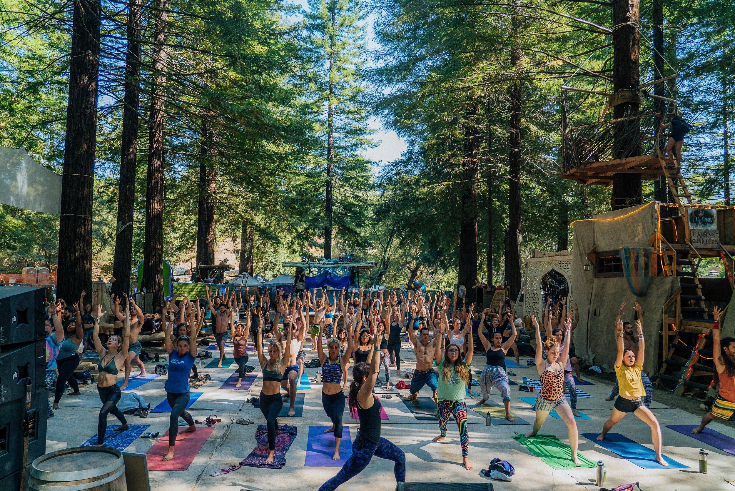 #yogawithgina - @djginaturner