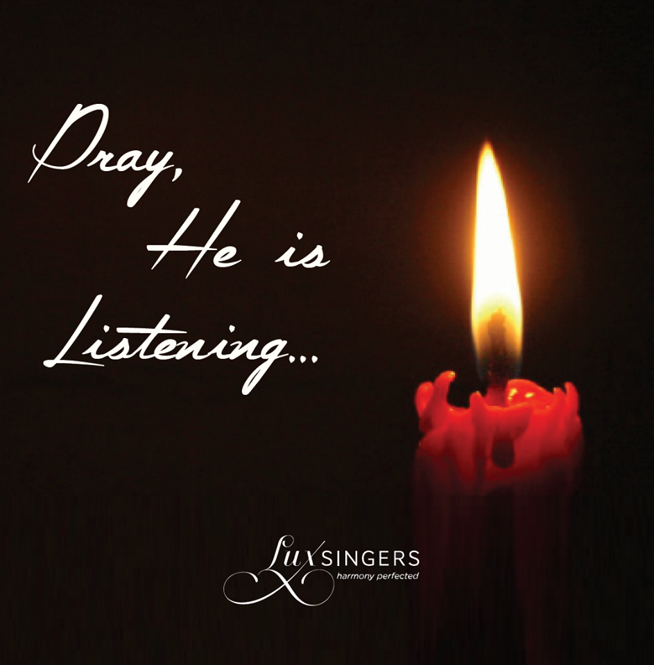 The Lux Singers  -  Pray, He Is Listening  (2016)