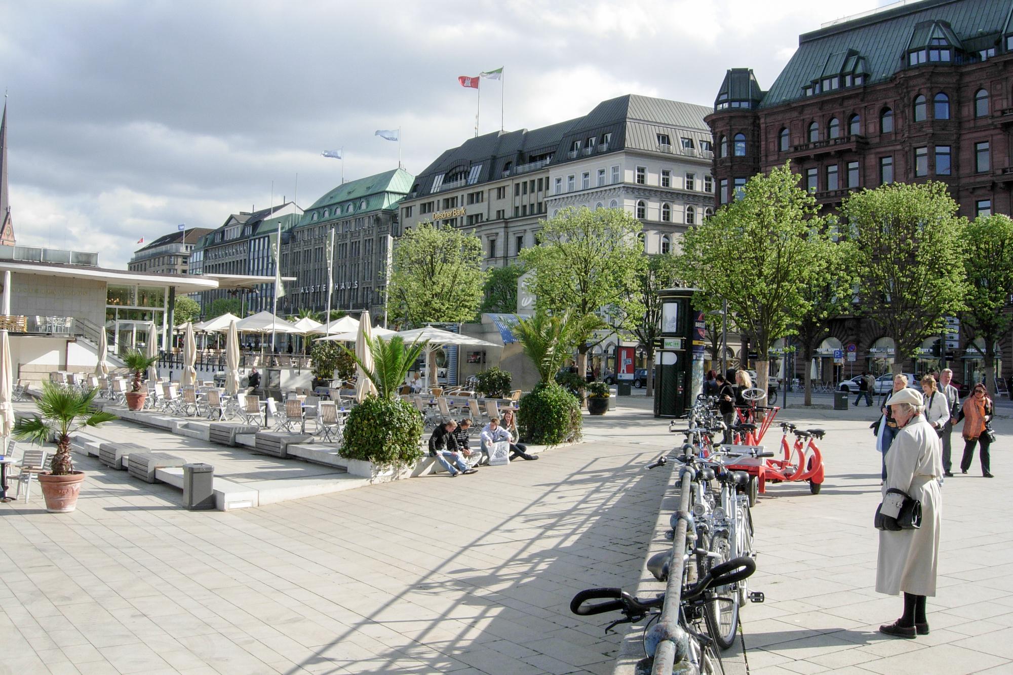 Hamburg, DE April 2007