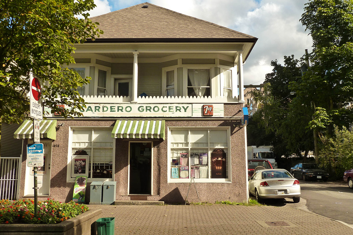 Cardero Grocery