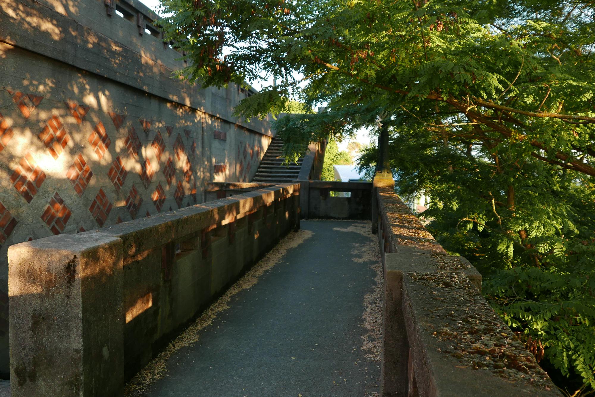 Wilcox Wall