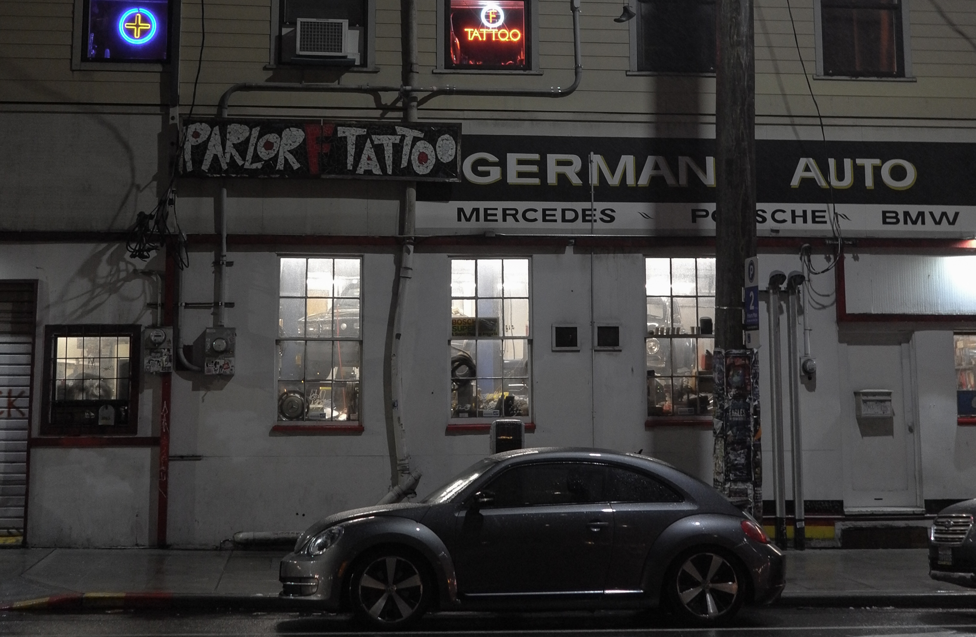 german auto, Capitol Hill