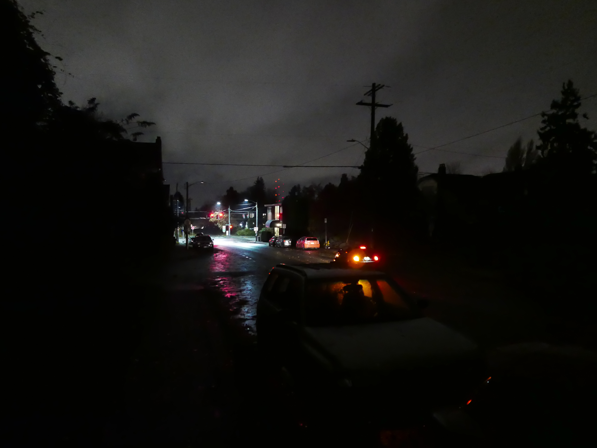blackout, Capitol Hill 2017