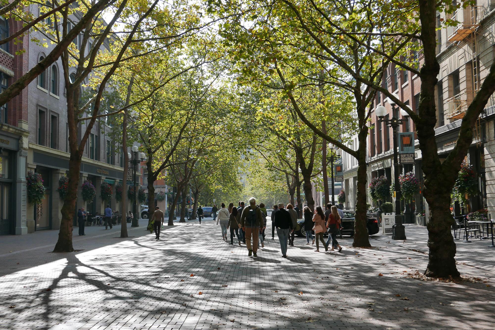 Pioneer Square 2017