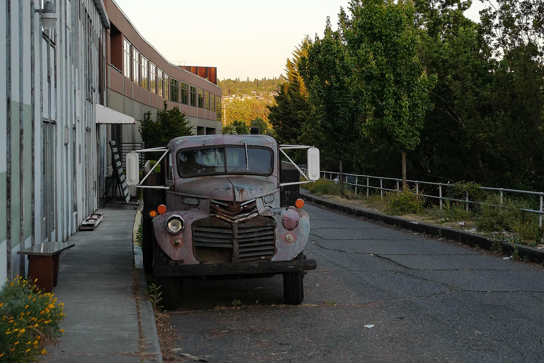 General Motors truck, c.1940s