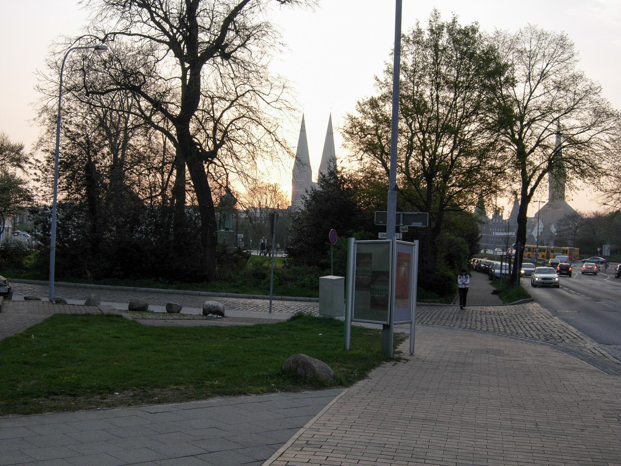 Lübeck dawn