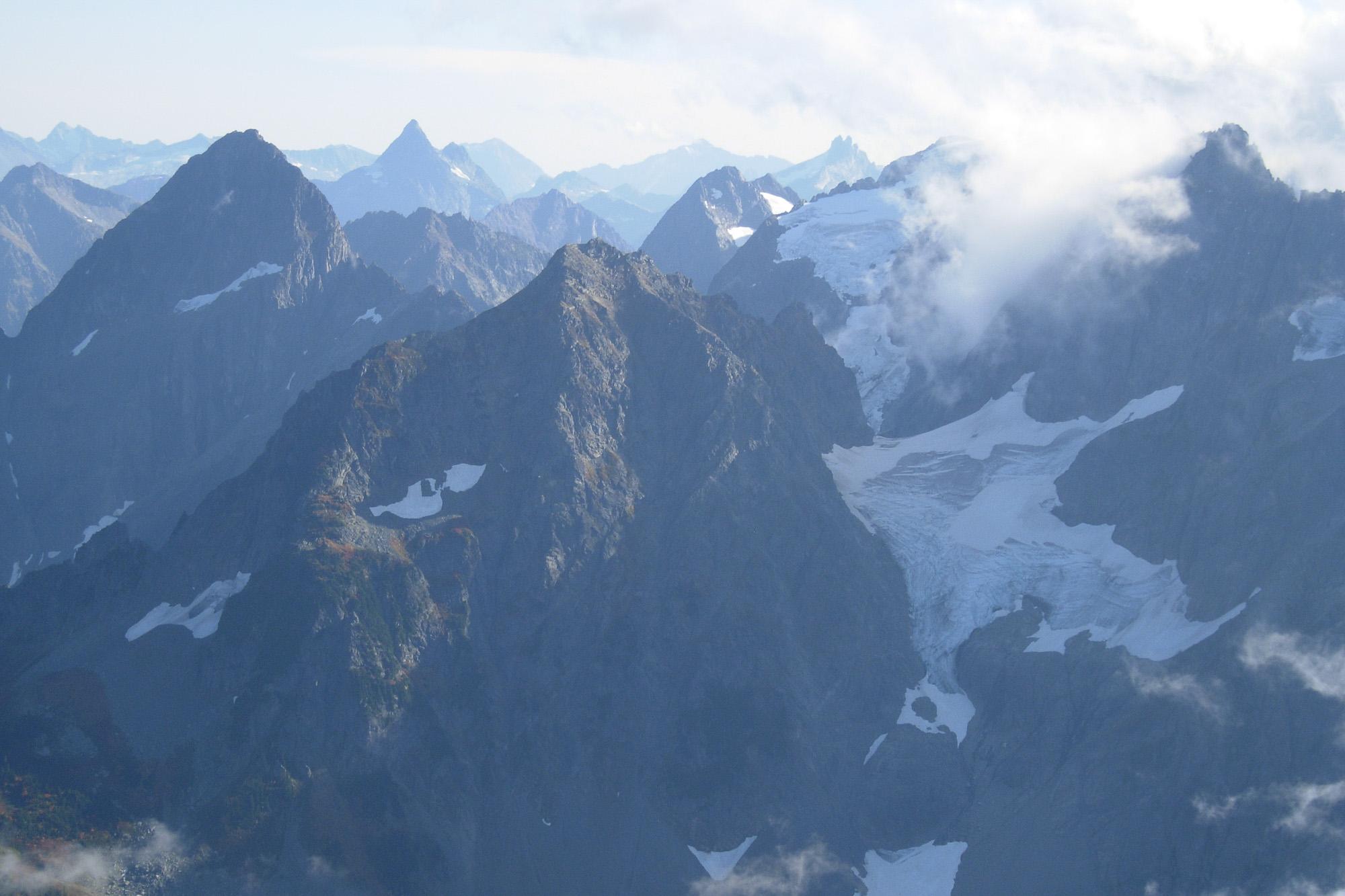 sea of peaks