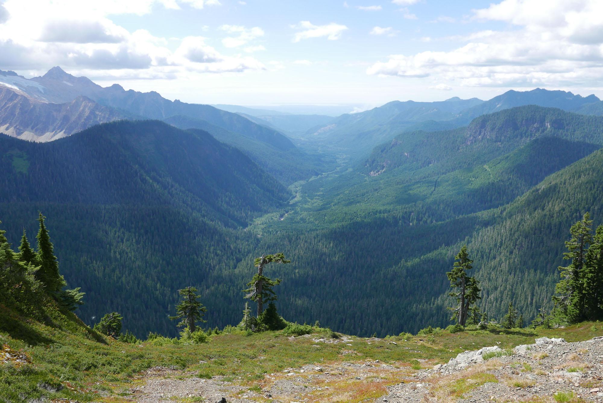 Nooksack valley