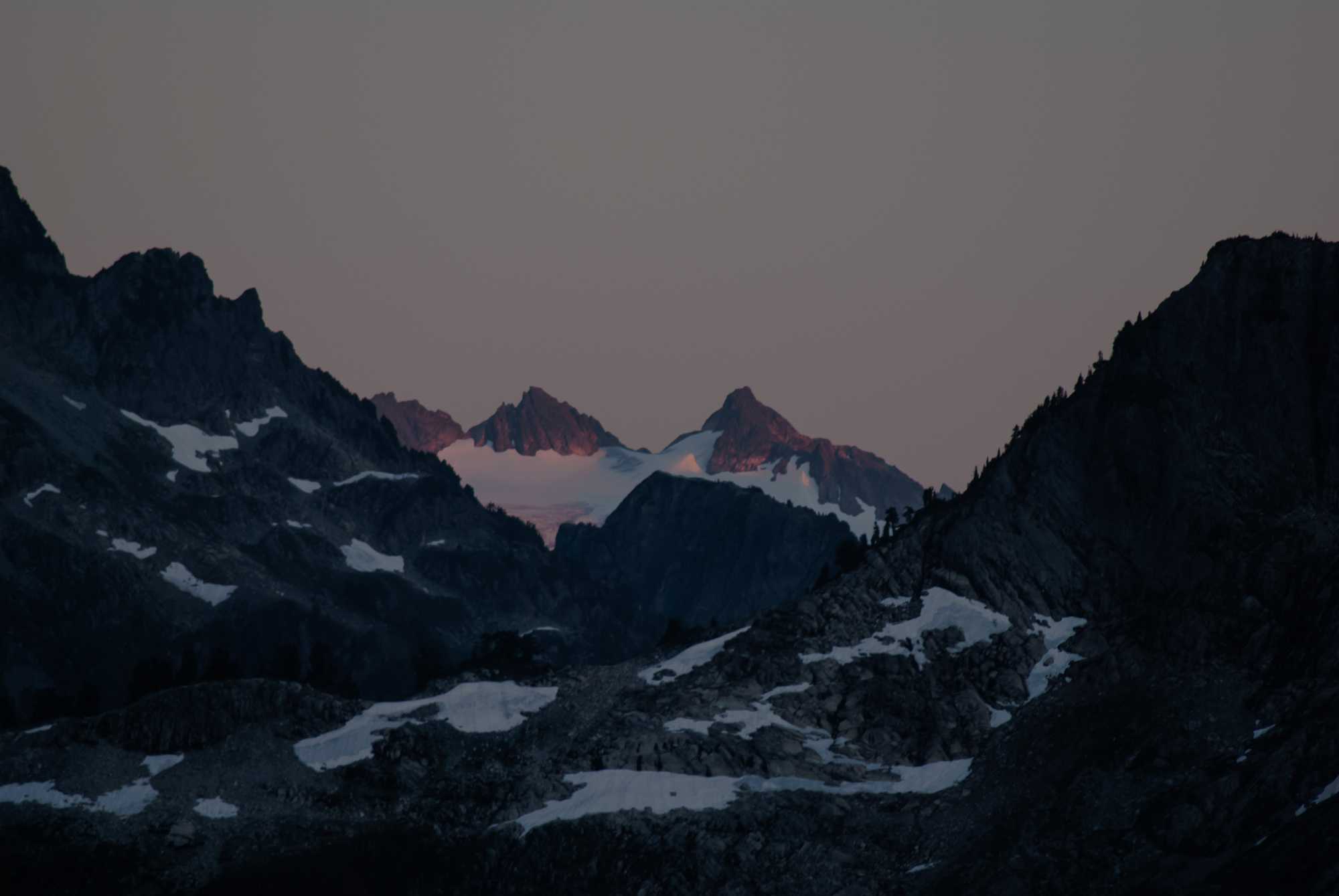 Hagan sunset