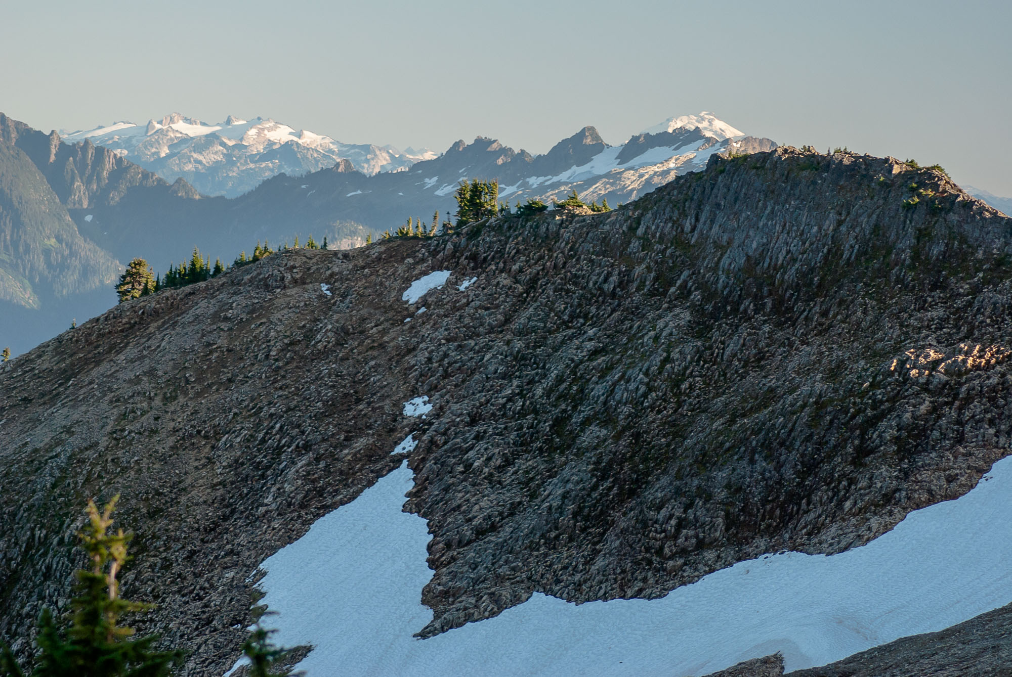 Glacier Peak (beyond)