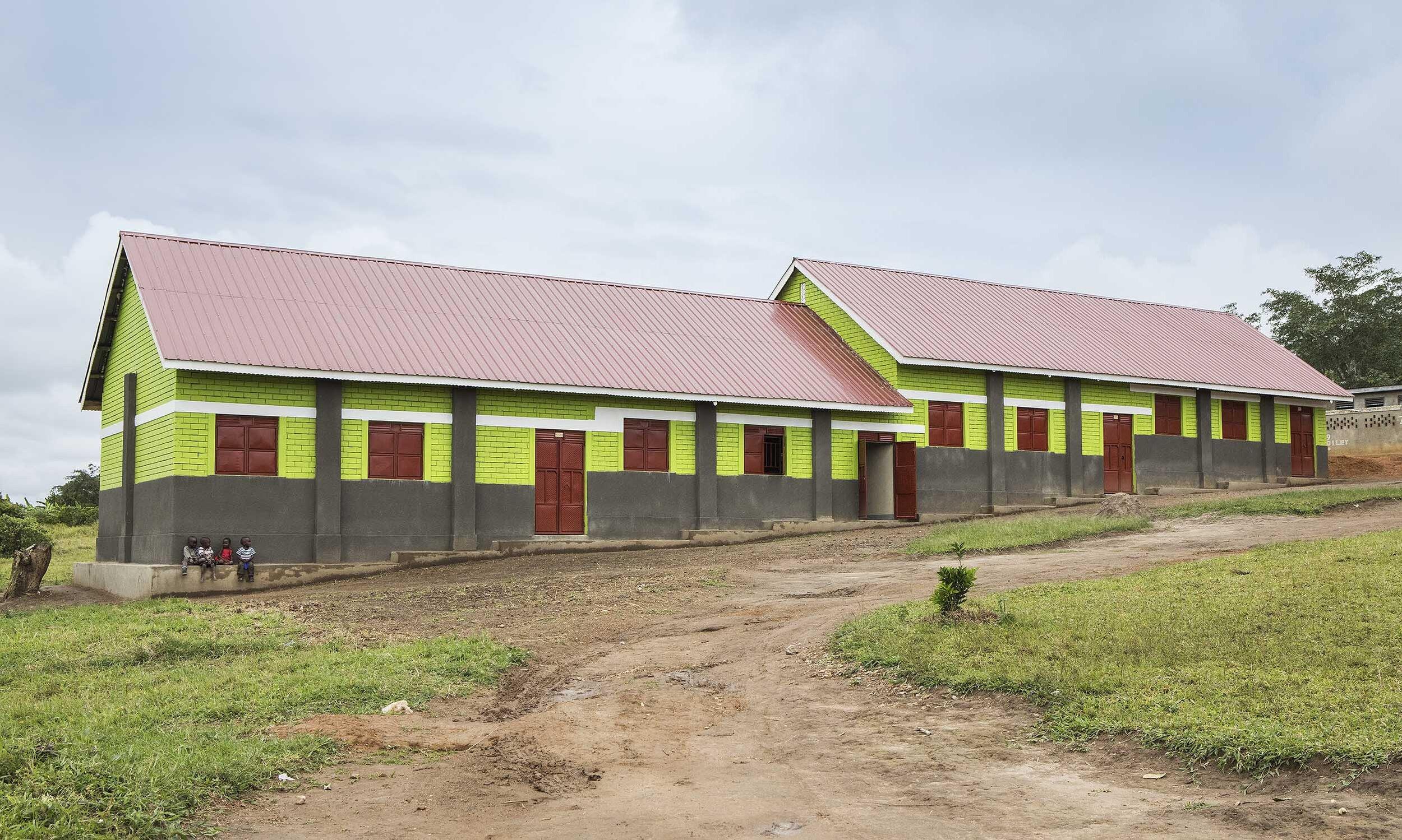 Classroom Construction -