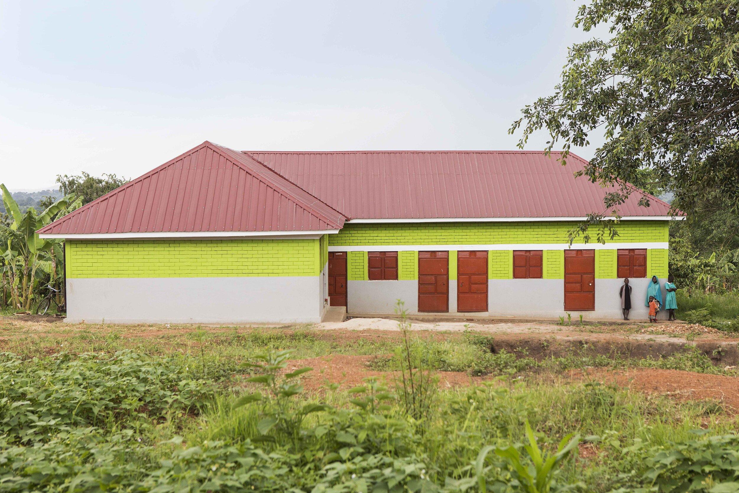 Teacher Housing -