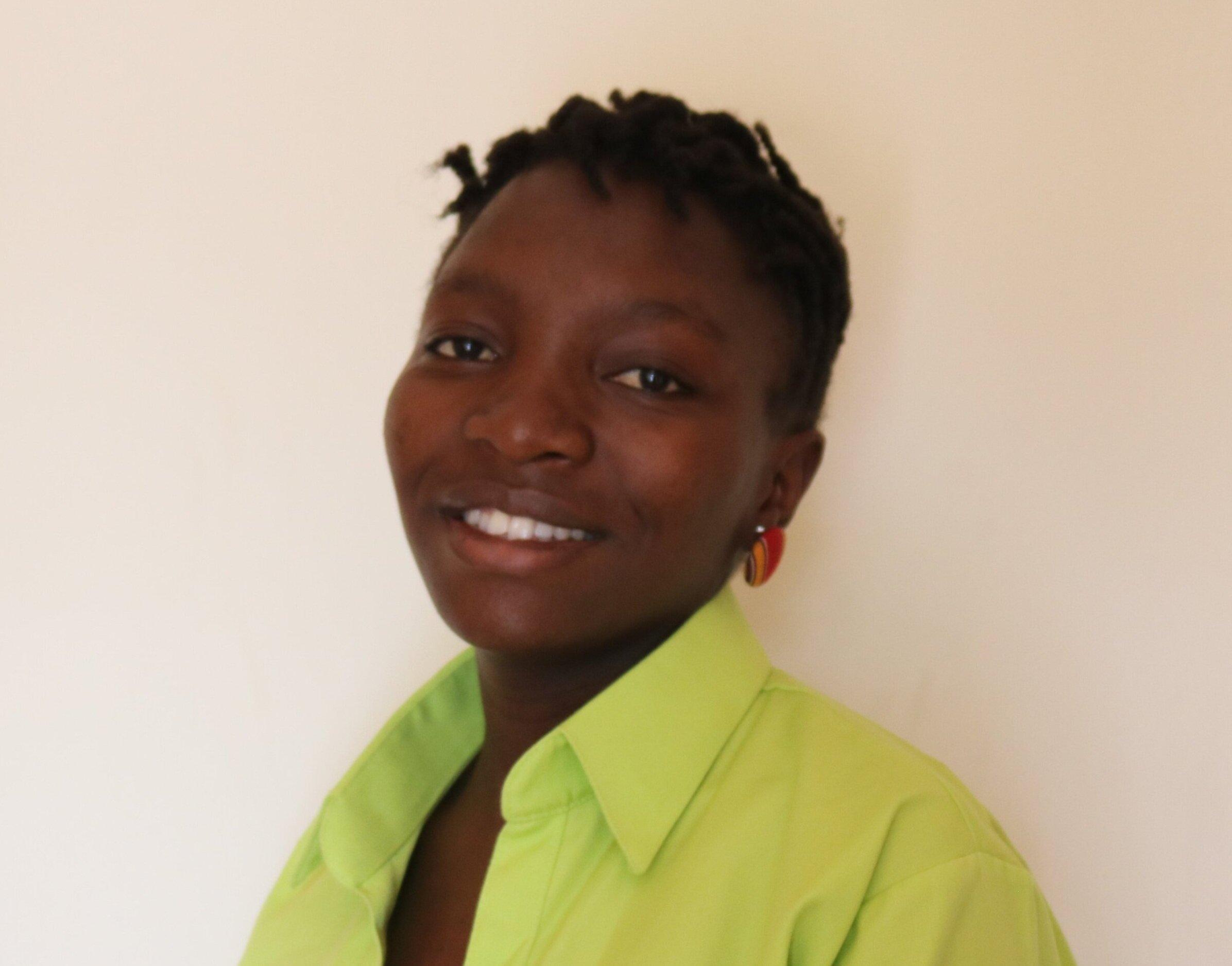 Babirye Estella, My Pads Program Manager