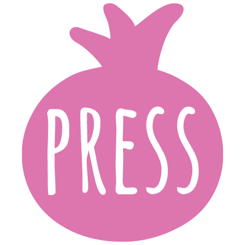 pom logo press