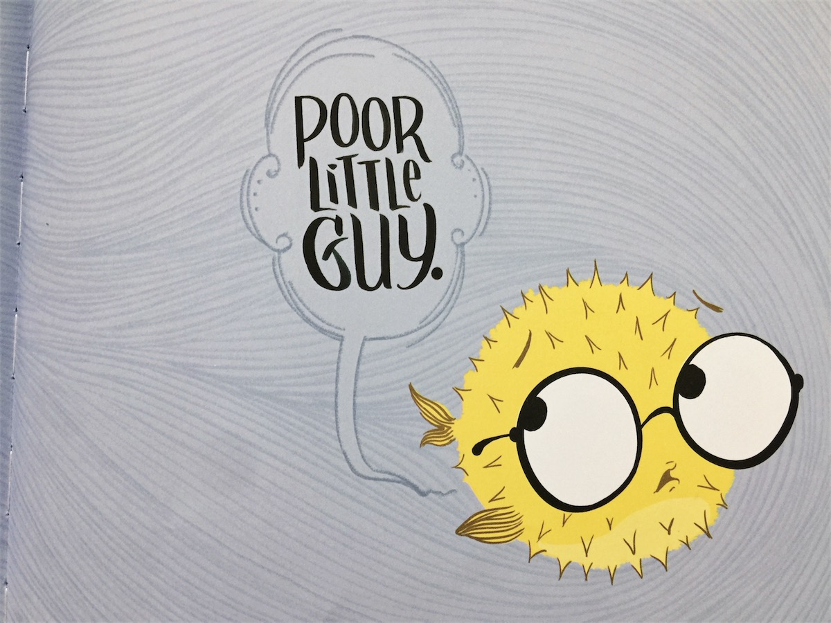 Poor Little Guy - Best Illustrated Kid's Books - What We Read