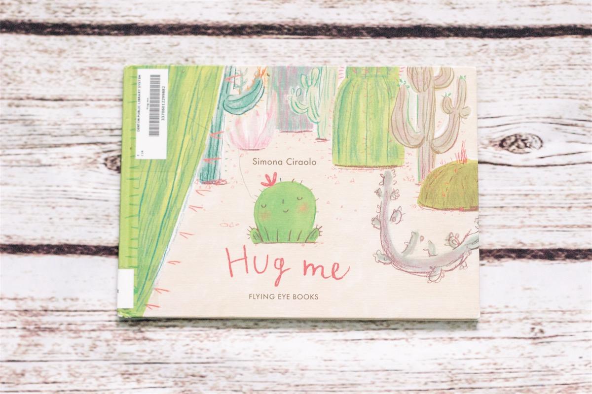 Hug Me - What we read