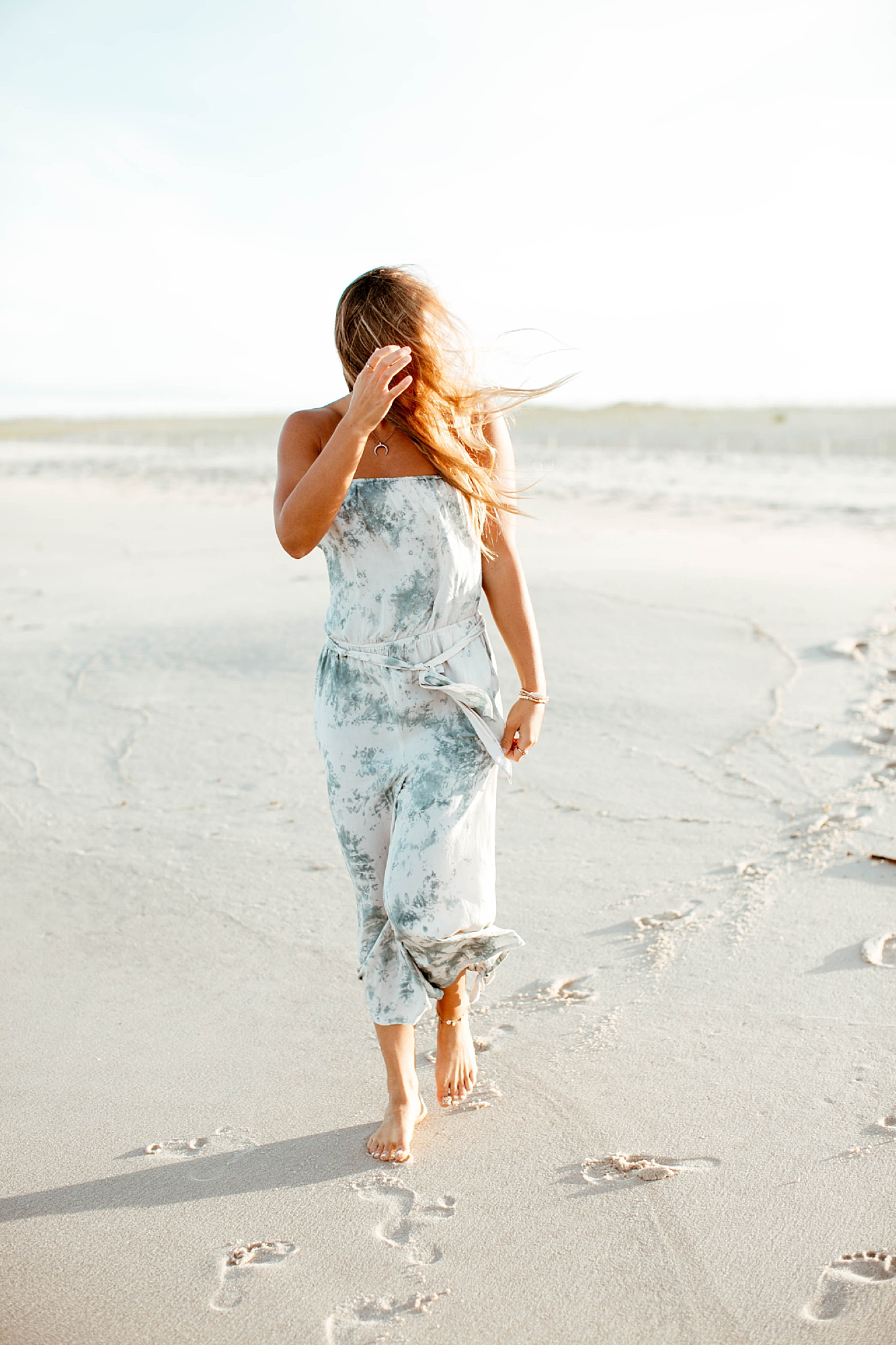 Natural and Bright Seaside Park New Jersey Boho Lifestlyle Beach Portrait Photography by Kelee Bovelle_0010.jpg