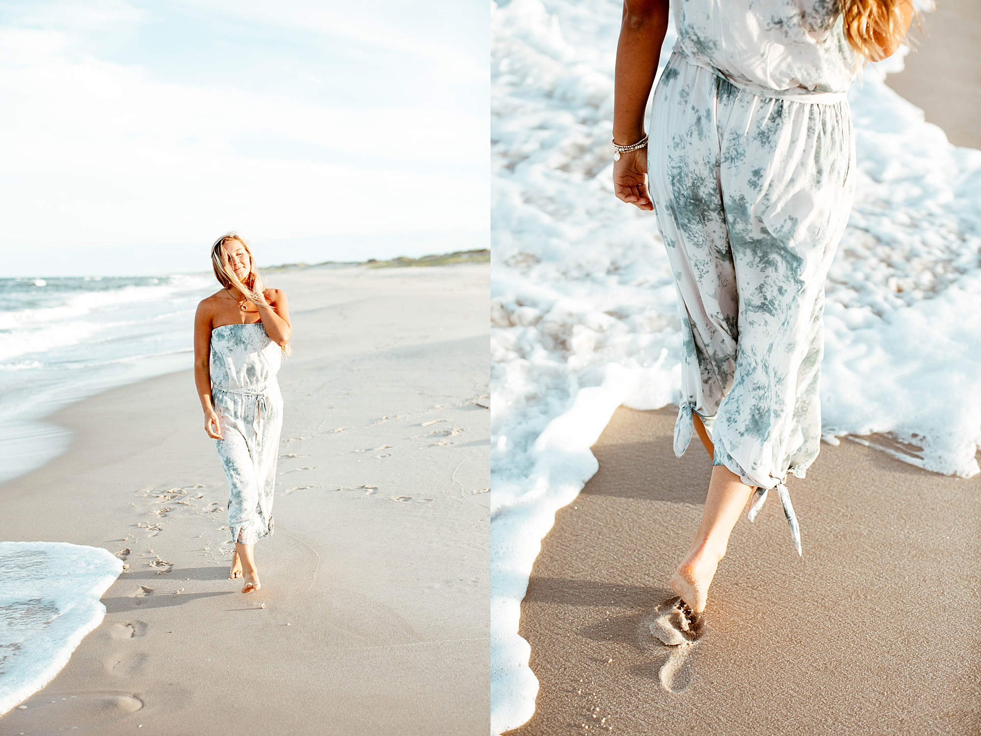 Natural and Bright Seaside Park New Jersey Boho Lifestlyle Beach Portrait Photography by Kelee Bovelle_0012.jpg