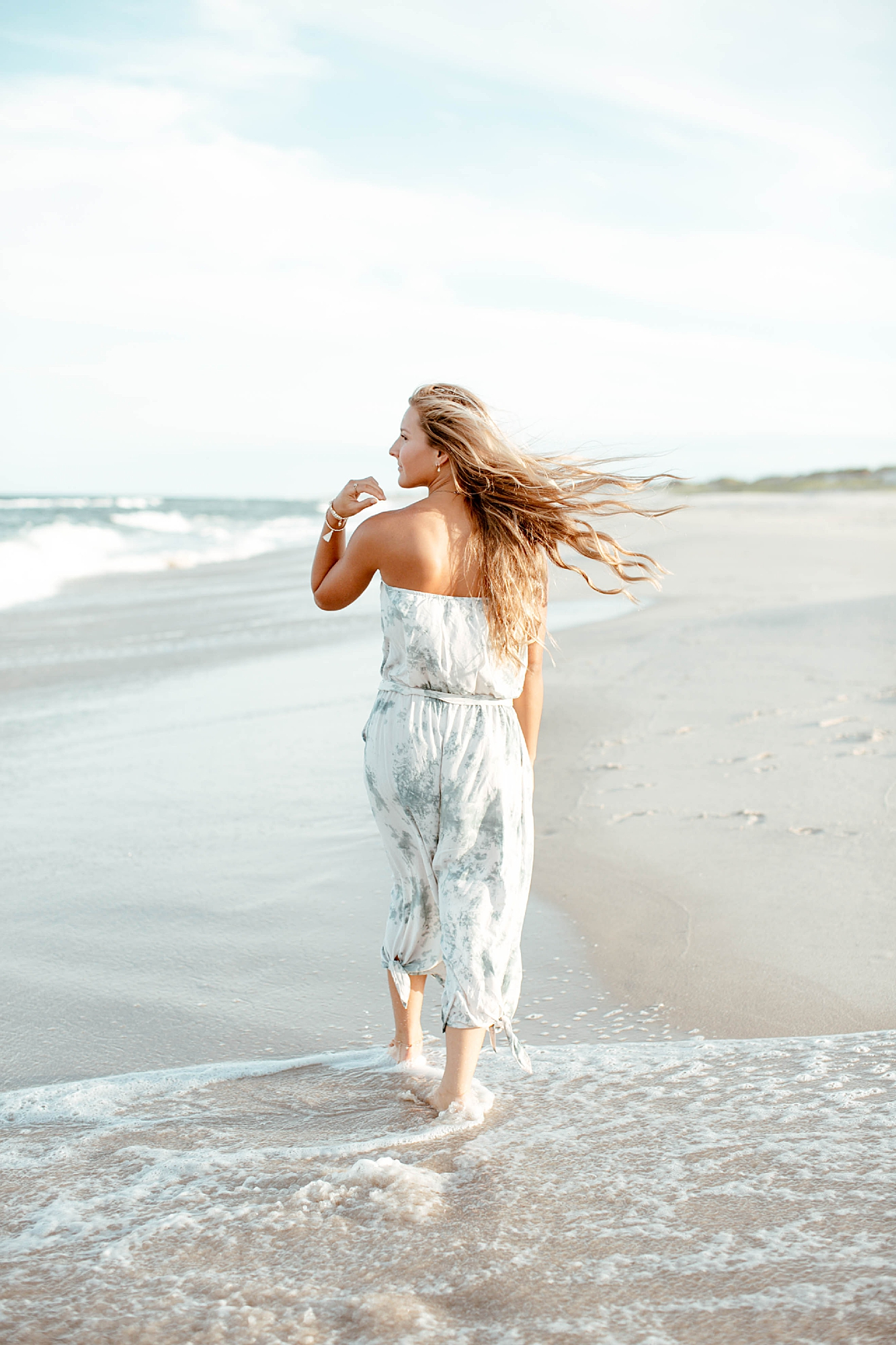 Natural and Bright Seaside Park New Jersey Boho Lifestlyle Beach Portrait Photography by Kelee Bovelle_0013.jpg