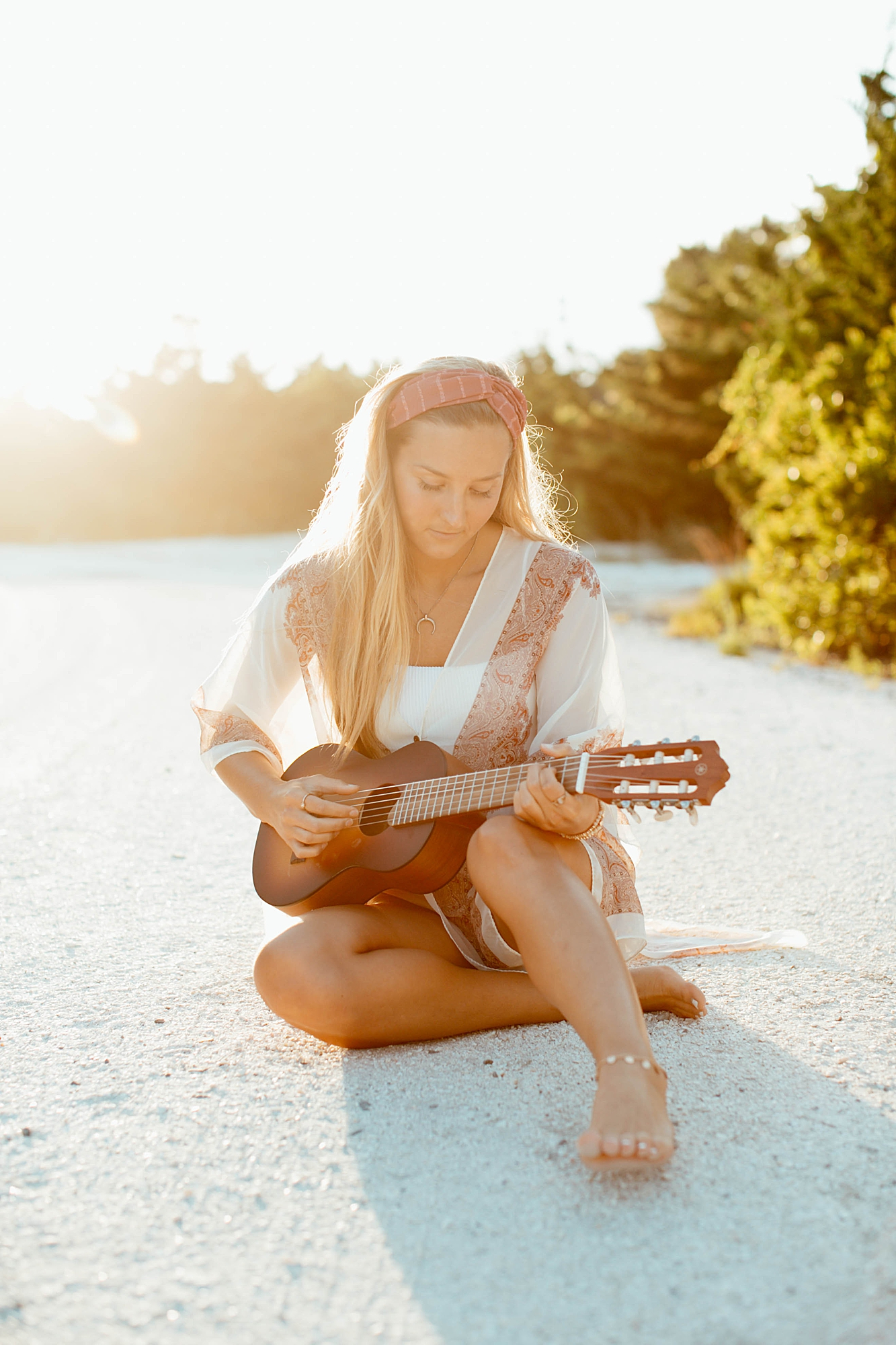 Natural and Bright Seaside Park New Jersey Boho Lifestlyle Beach Portrait Photography by Kelee Bovelle_0030.jpg