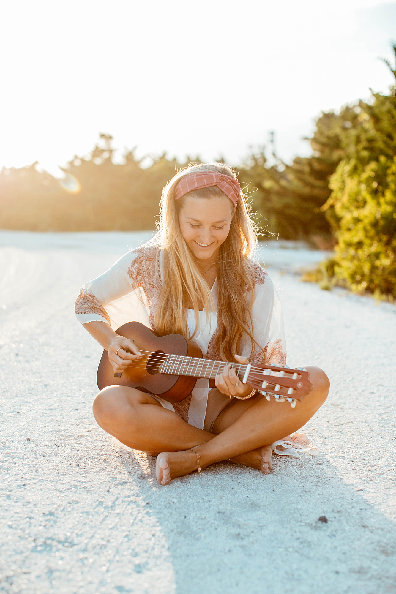 Natural and Bright Seaside Park New Jersey Boho Lifestlyle Beach Portrait Photography by Kelee Bovelle_0033.jpg