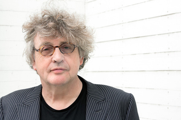 Paul Muldoon; photo credit Beowulf Sheehan