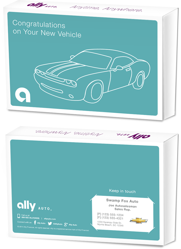 ally auto car payment