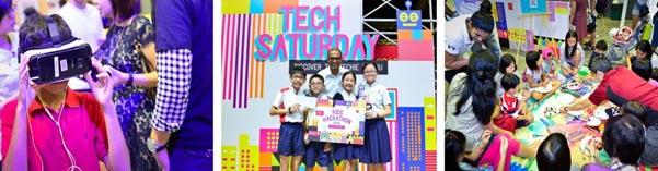 Tech Saturday Singapore