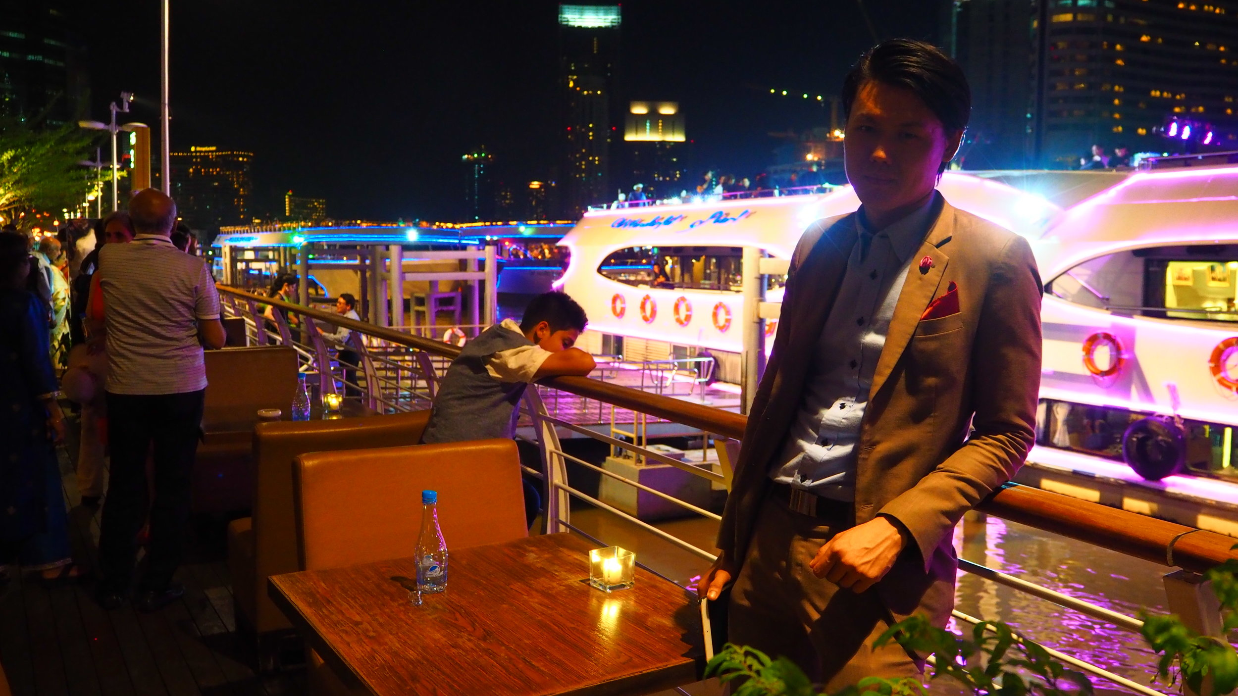 Bangkok iPad Magician