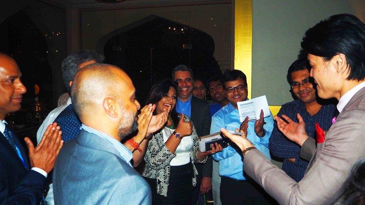 International india iPad Magic