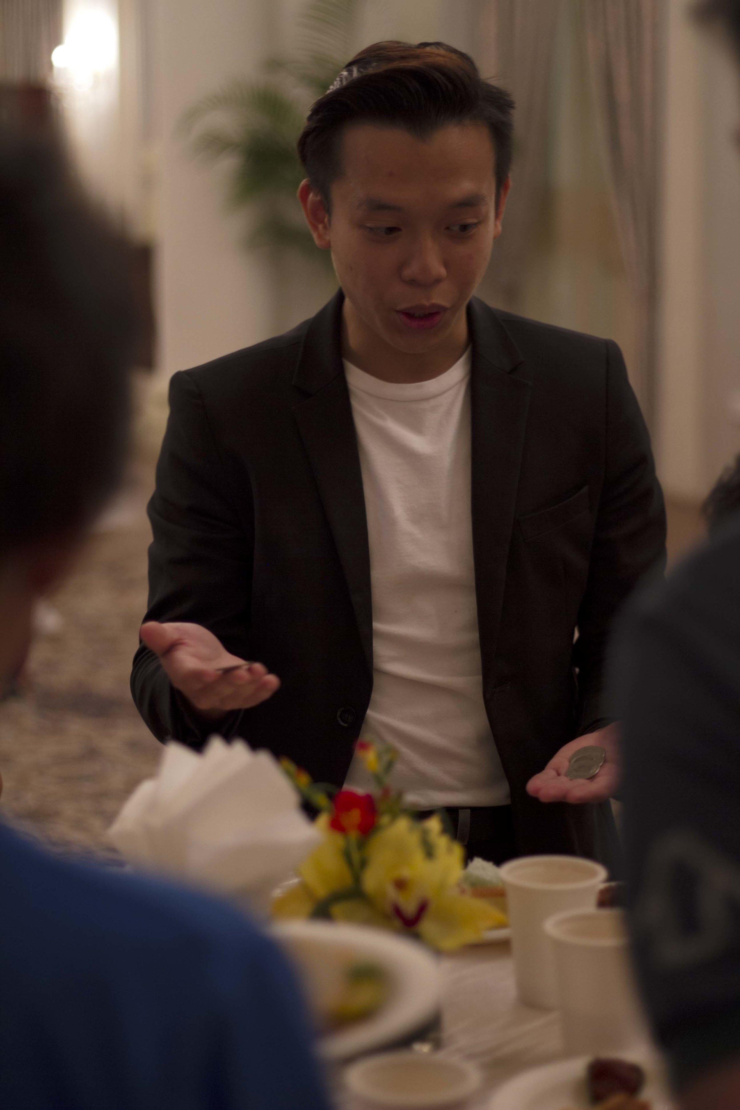 Yuji Magician Singapore