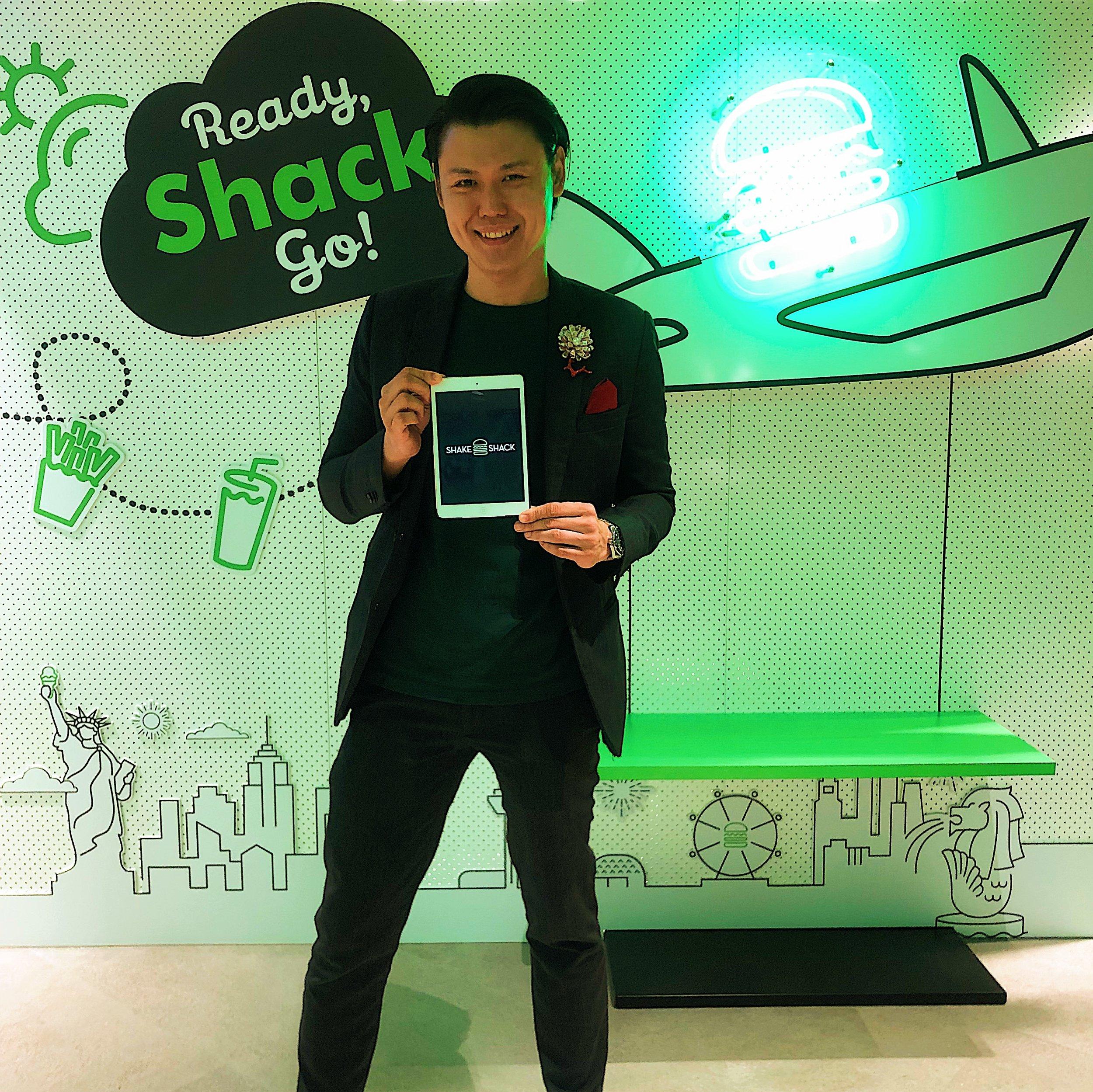 iPad Magician Alexander Yuen
