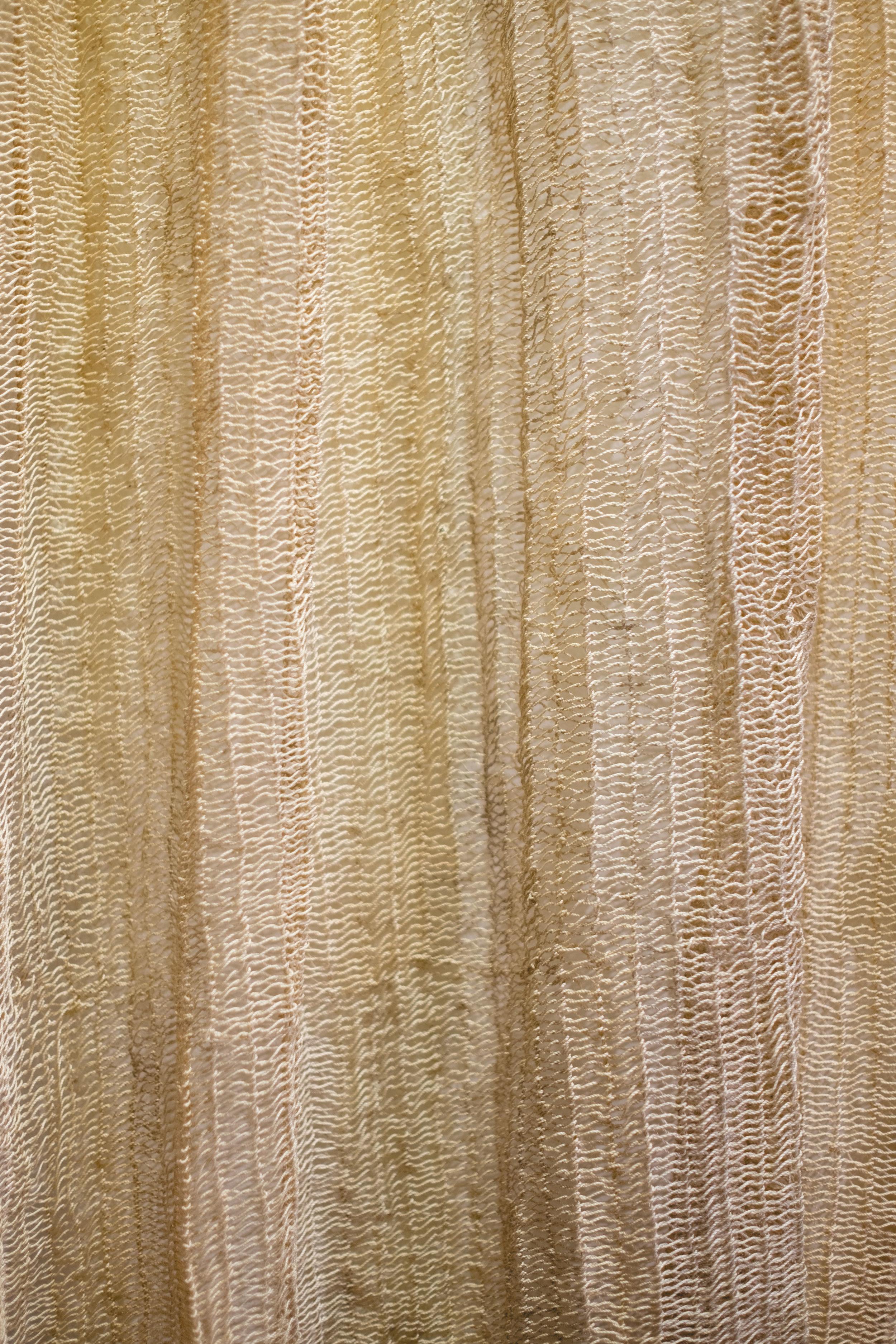 bilum loose weave close curtain wall.jpg