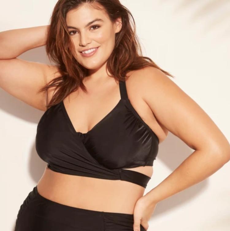 f3bdbcd3e23 Cute Plus Size Swimsuits at Target — Leah Wachna